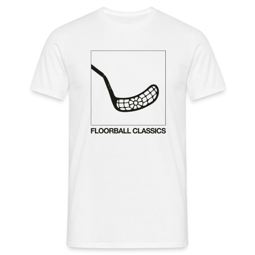 floorballclassics1 - T-shirt herr