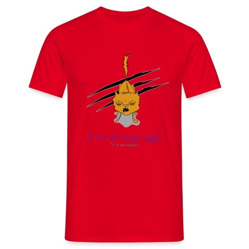 je vis - T-shirt Homme