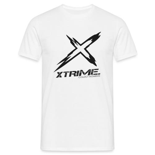 Spreadshirt XtriME Logo Bla png - Männer T-Shirt