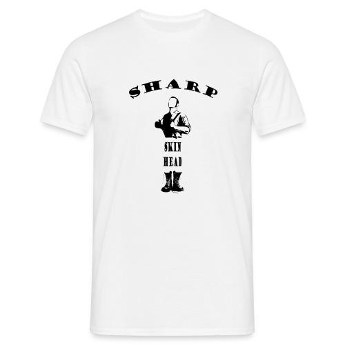 SHARP Skinhead - Men's T-Shirt