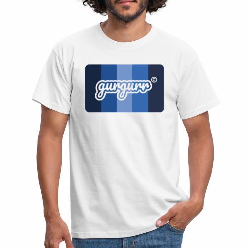 Blue Dove - Männer T-Shirt