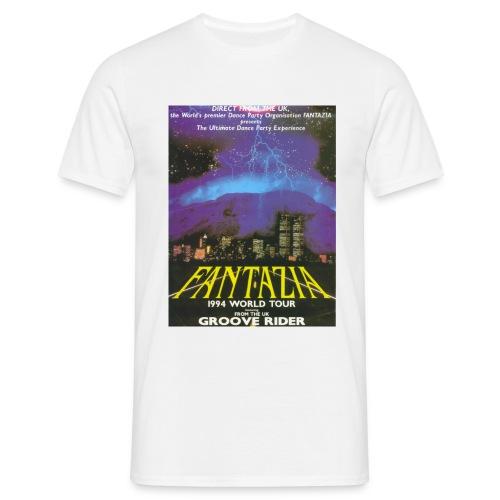australia adelaide flyer 1 - Men's T-Shirt