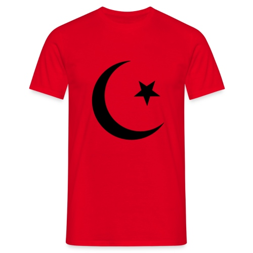 islam-logo - Men's T-Shirt