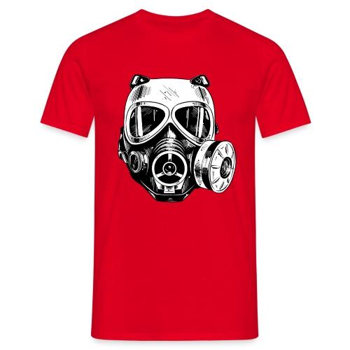 Gas Mask - Koszulka męska