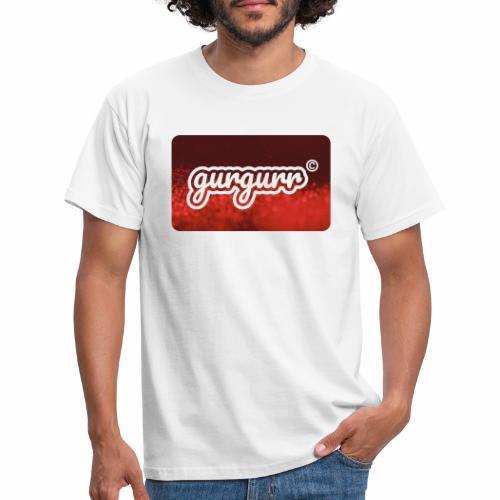 Glitter Pigeon - Männer T-Shirt