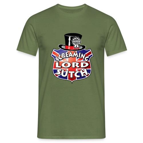 sutchshieldcolour kopie - Men's T-Shirt