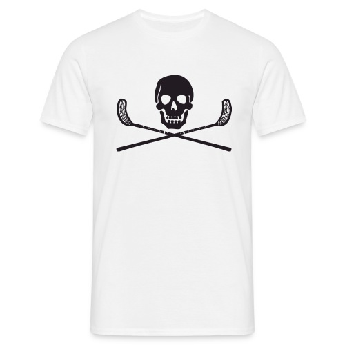 scull - T-shirt herr