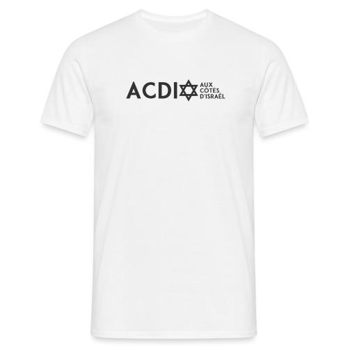 newacdi2 transp - T-shirt Homme