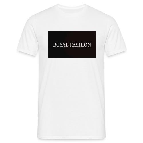 Royal Fashion - Männer T-Shirt