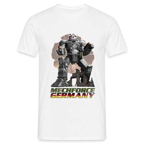 mechf hoch trans - Männer T-Shirt