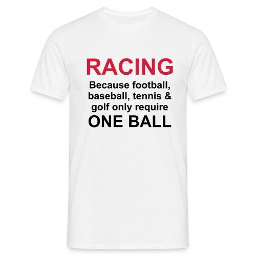 balls_001 - Männer T-Shirt