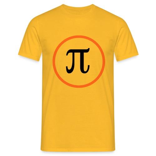 Pi - Miesten t-paita