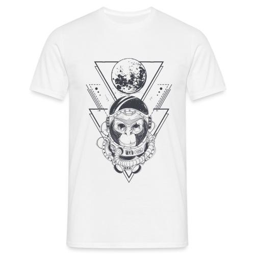 T-shirt singe astronaute - T-shirt Homme