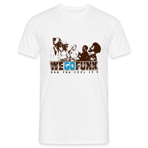Logo Wegofunk - T-shirt Homme