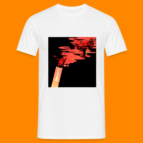 tshirt flare design one - Men's T-Shirt