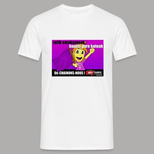 Zutik emazteak - T-shirt Homme