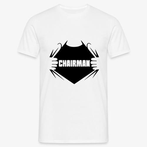 Rolstoel man 004 - Mannen T-shirt