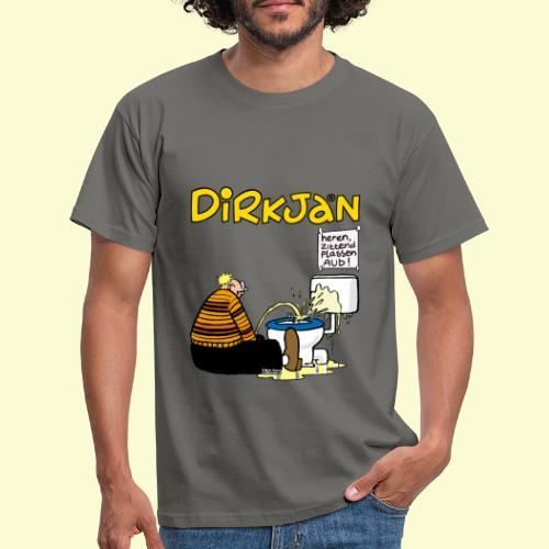 DIRKJAN Plassen - Mannen T-shirt