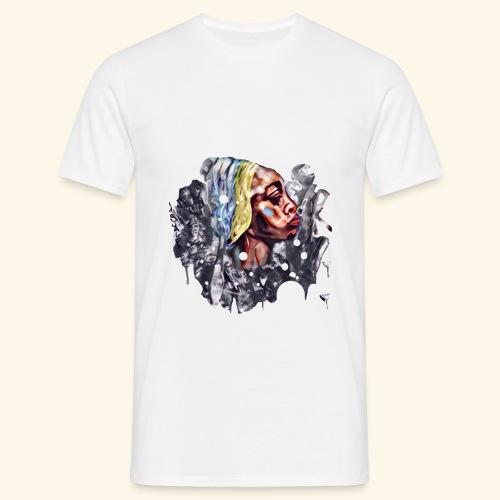 Stolze Frau - Männer T-Shirt