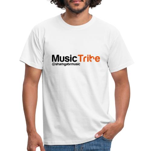 music tribe logo - Men's T-Shirt