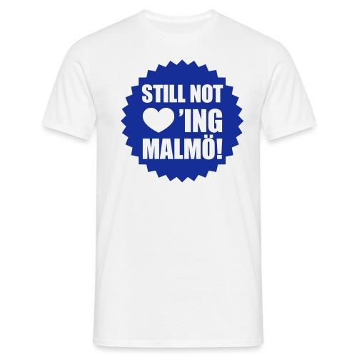 Still not loving Malmo - T-shirt herr