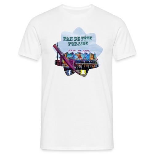 Fan de fête foraine habil - T-shirt Homme