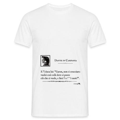 1,06 Dante Vuolsi Cosi - Maglietta da uomo