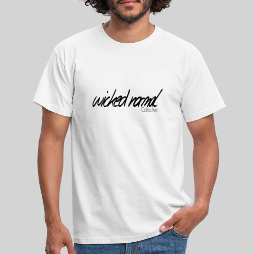 Wicked Normal Collective Classic White - T-shirt herr