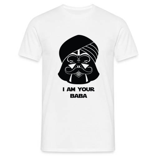 baba_tshirt-01 - Men's T-Shirt