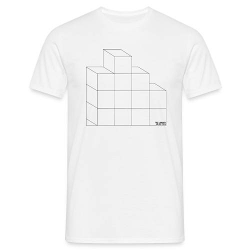 Bruton-Style-Boxes - Men's T-Shirt