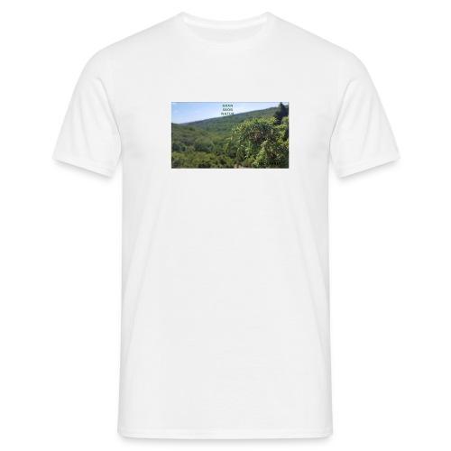 stenshufvud - T-shirt herr