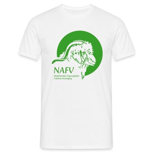 logo_NAFV - Mannen T-shirt