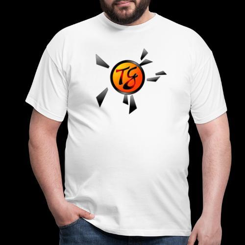 Timmy G orange - T-shirt Homme