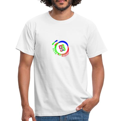 Octa98 Glitch - Männer T-Shirt