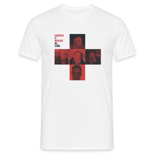 COMPAGNI DI MERENDE - Maglietta da uomo