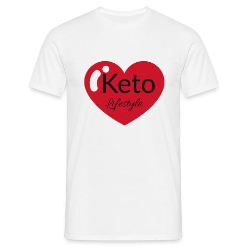 Keto - Mannen T-shirt