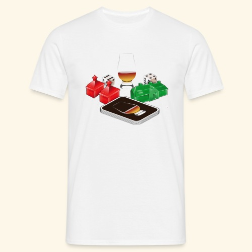 Distillery - Männer T-Shirt