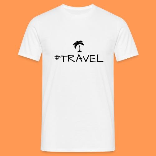 Travel - Männer T-Shirt