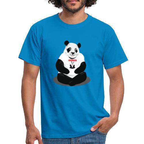 panda hd - T-shirt Homme