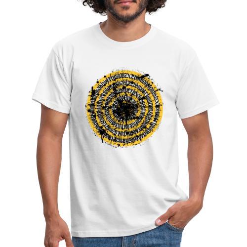 Circle - T-skjorte for menn