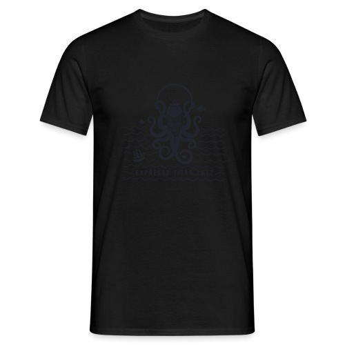Shirt Blue png - Men's T-Shirt