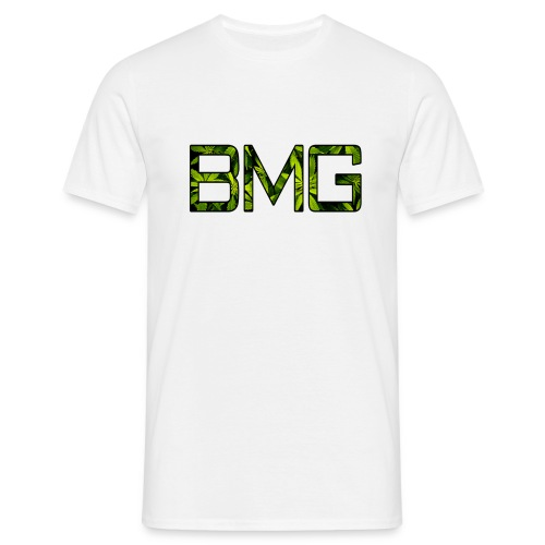 BMGBIGLOGO png - Men's T-Shirt