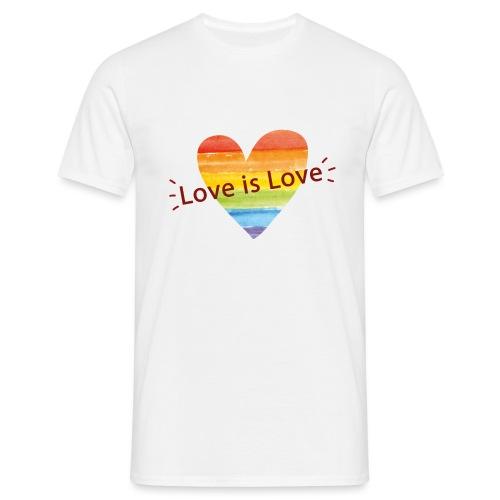Love is Love - Men's T-Shirt