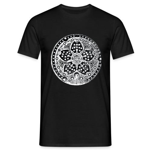 Adaiba Manhole - Männer T-Shirt