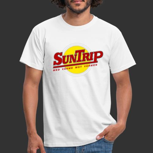 SunTrip originalet - T-shirt herr