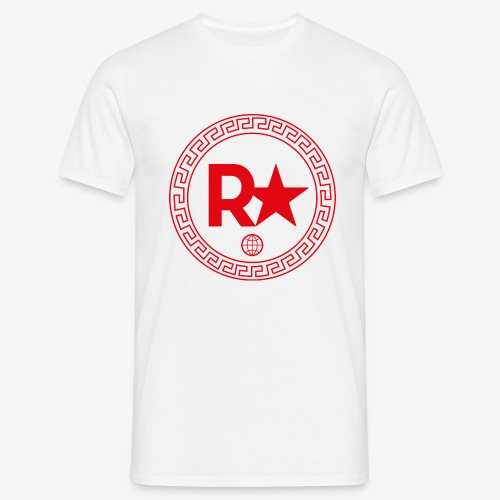 RSTAR RECORDS + RED EDITION - T-shirt Homme