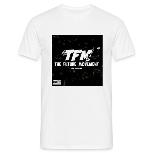 The Future Movement (black) - Mannen T-shirt