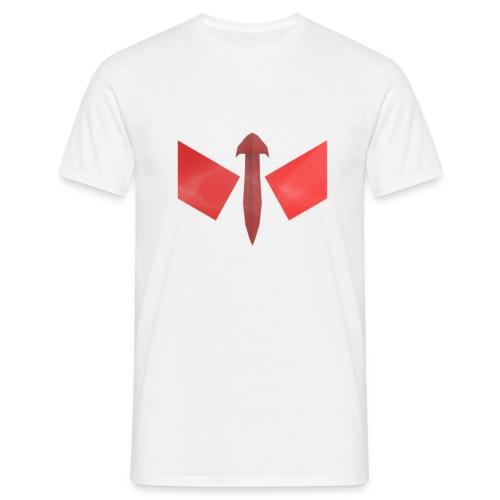 butterfly-png - Mannen T-shirt