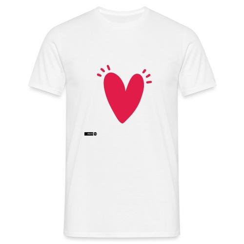 st valentin - T-shirt Homme