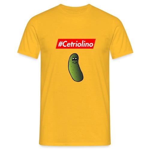 #Cetriolino - Maglietta da uomo